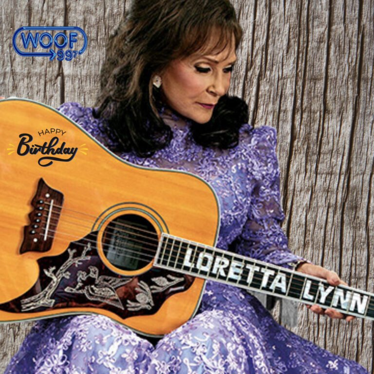 Happy Birthday Loretta Lynn!!