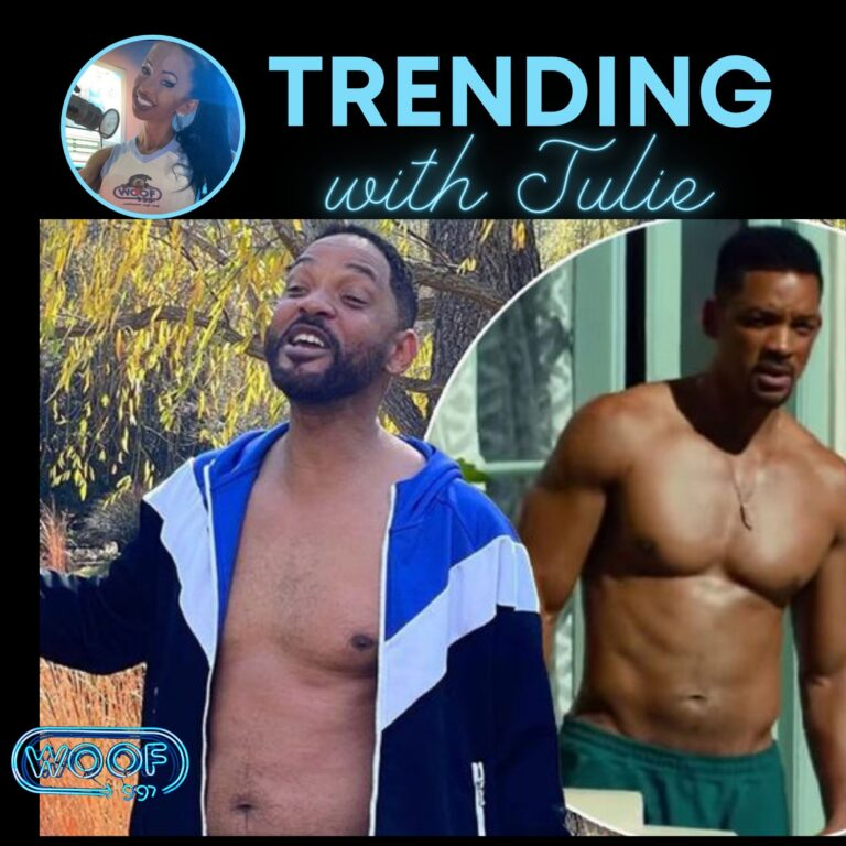 Will Smith says his body is…